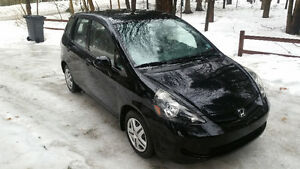 2008 Honda Fit Dx Bicorps
