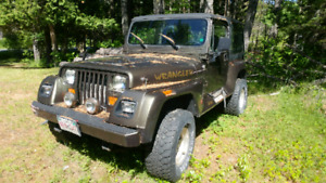 1993 Jeep Renagade For Sale!!