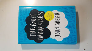 John green book and poster collection
