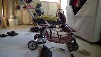 Stroller for sale for 2 children