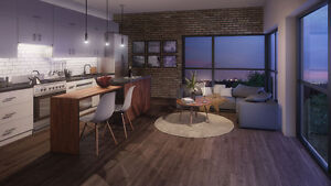 Midtown Lofts (5 min from Google, 856 sqft, Summer 2017 move-in)