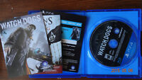 PS4 WatchDogs special edition