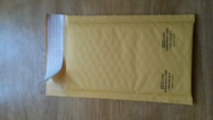 450 ULINE SELF-SEAL BUBBLE MAILERS+80 SELF-SEAL ENVELOPES