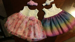 Beautiful 0-3m the children's place dresses London Ontario image 1