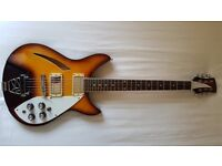 Customised 6 string electric guitar
