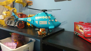 "14"" Dinaco helicopter"