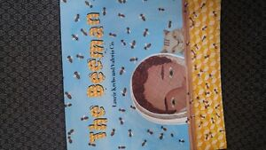 The Beeman Book learn about how to bees work in the hive Cambridge Kitchener Area image 1
