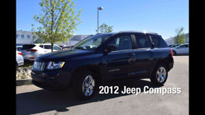 Jeep Compass 2012 **TOIT** Bluetooth/Sirius XM/