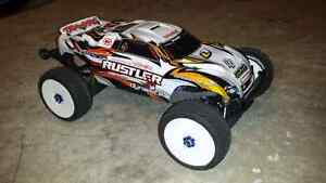 Traxxas Rustler / Stampede RC 4X4 Brushless Lipo battery