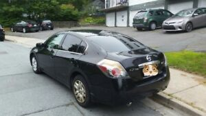 Nissan  Altima 2012 .  very low M 78829 . work great