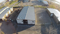 Airdrie Building for Sale/Lease - 6,000 sf shop on 0.55 acres