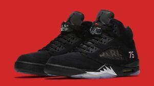 New Men's Jordan 5 x Paris Saint-Germain Shoes. Size 11.5. $410