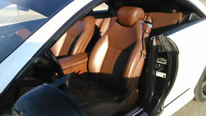 Mercedes-Benz CL-Class 550 Coupe : Custom pearl wrap!