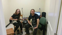 Guitar Lessons with Matthew Goldsworthy
