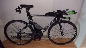 54inch Felt DA Triathlon Bike