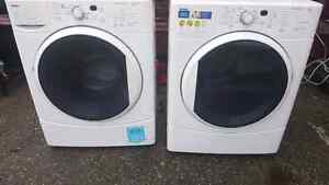 Kenmore He2 Plus Washer & Dryer