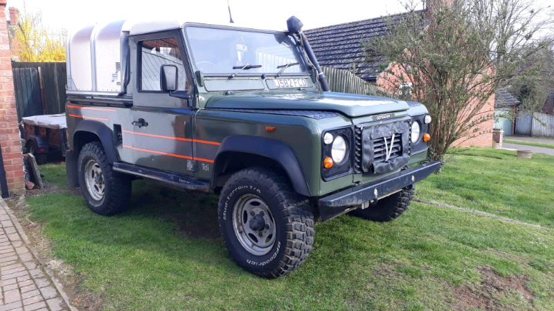 Land rover defender 90 200tdi with galvanised chassis   in Daventry,  Northamptonshire   Gumtree