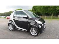 2012 62 SMART FORTWO 1.0 PASSION 2D AUTO 84 BHP
