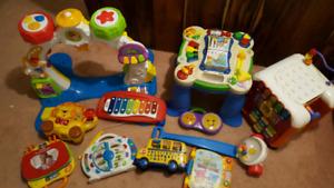 Battery toys