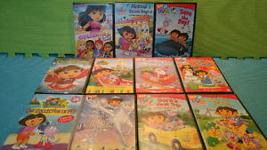 Films DVD de DORA L'EXPLORATRICE  --WOW--