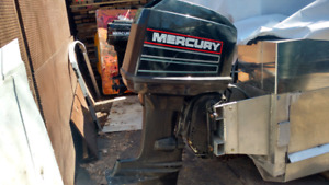 Mercury 40 hp 4 cylindres