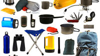 CAMPING GEAR FOR TWO & INFANT NEEDED PLEASE CONTACT