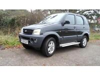 Daihatsu Terios 1.3 Tracker Little 4 x 4 WINTERS COMING !