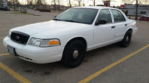 2009 Ford Crown Victoria Sedan
