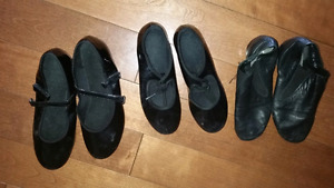 Jazz and Tapp shoes