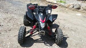 2008 suzuki ltr 450