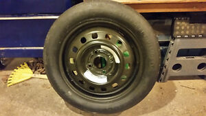 Spare Tire-HANKOOK T125/80R15 Stratford Kitchener Area image 2