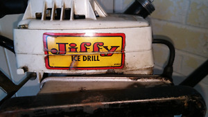 Perceuse a glace Jiffy