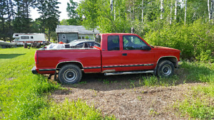 1995 Chevy truck body for sale