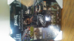Eagles Superbowl wall picture