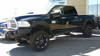 2014 DODGE RAM 3500 CUSTOM BUILT LONGHORN PRICED TO SELL