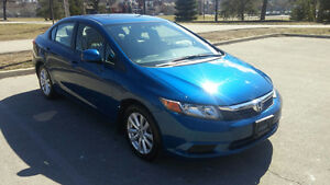 2012 Honda Civic EX only $7800