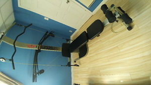 excercise cross bow Weider