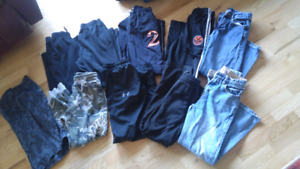 10-12 yrs old gym pants/ jeans/ top