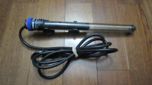 Aquarium fish tank EHEIM Jager heater