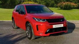 2019 Land Rover Discovery Sport 2.0 D180 R-Dynamic SE 5dr Auto Diesel Station Wa