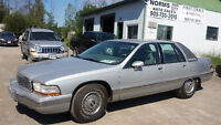 1997 Buick Roadmaster LTD Sedan