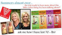 SEE HOW I LOST 70+ lbs with VALENTUS SLIMROAST COFFEE