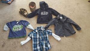 Boys size 2T/3T clothes and toys