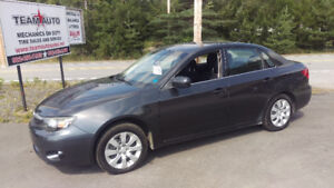 PRICE DROP!!  2011 Subaru Impreza Sedan