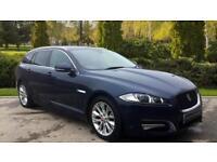 2013 Jaguar XF 2.2d (200) Sport 5dr Automatic Diesel Estate