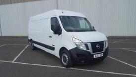 2012 62 PLATE Nissan NV400 DCI LWB