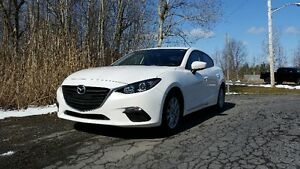 Mazda 3 GS 2015 JE DONNE 500$ CASH !!!!!!!