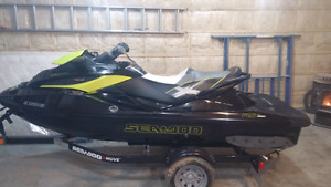 Sea doo rxt x 260 1012