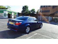 BMW 520i in mint condition, MOT till December 2016