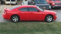 2008 charger sxt low kms!